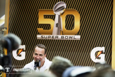 Super Bowl Vols Loyal To Rocky Top
