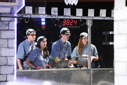 HVA Robotics Team Wins Regional Championship; Needs Funding for International Competition