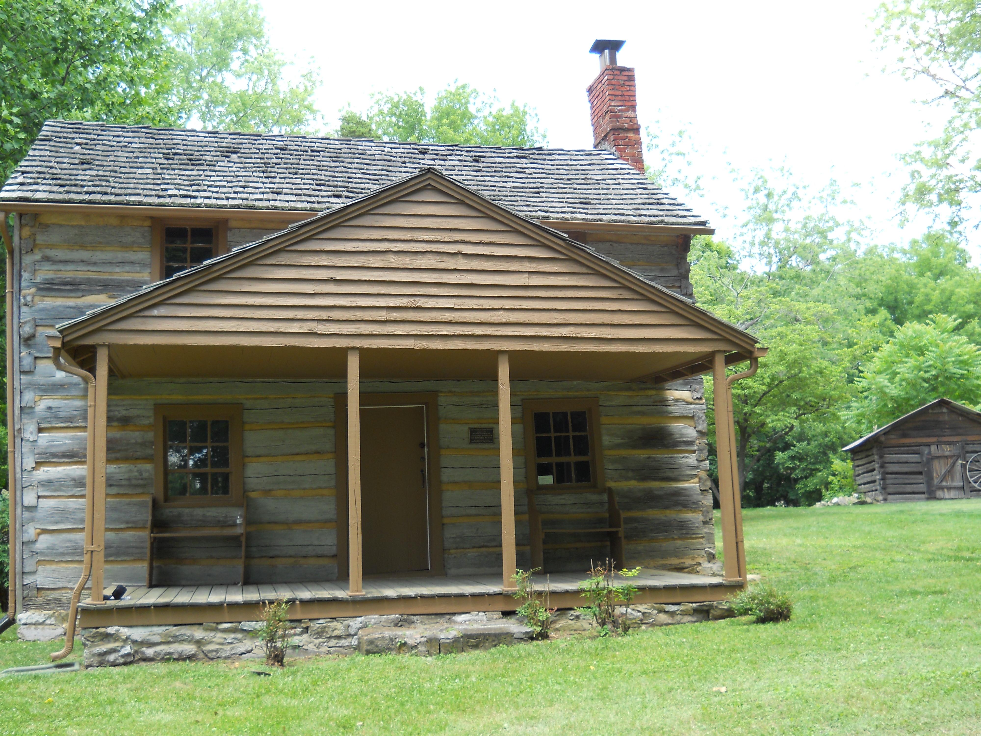 Nicholas Gibbs Historical Society Open House