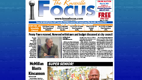 The Knoxville Focus for May 10, 2021