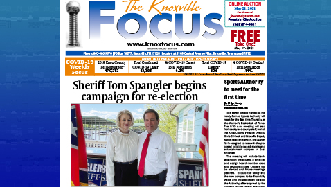 The Knoxville Focus for May 17, 2021